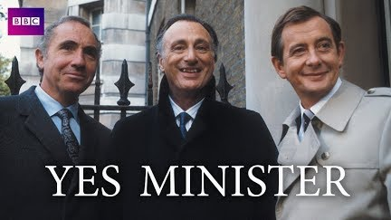 Yes Minister explains the EEC (EU) - YouTube