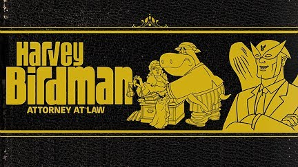 Harvey Birdman Attorney General Preview Harvey Birdman