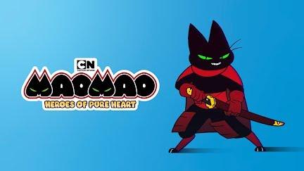 The Giant Magic Monster   Mao Mao   Cartoon Network - YouTube