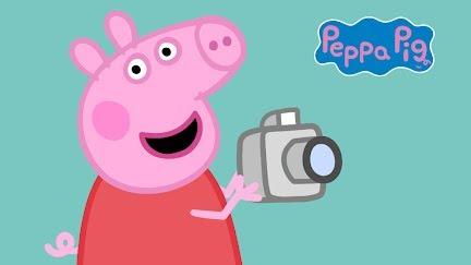 Peppa Pig Game Crocodile Hiding In Peppa Pig Toys Peppa Pig