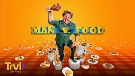 Man v. Food: Kitchen Sink Challenge - YouTube