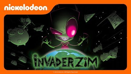 Invader Zim: GIR Goes Crazy and Stuff / Dib's Wonderful Life