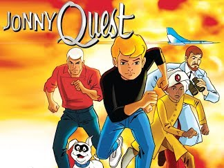 Jonny Quest 80s (Theme Song) - YouTube