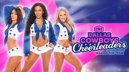 Dallas Cowboys Cheerleaders  Making The Team Get season 13 on YouTube 503c9a3df