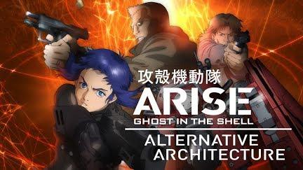Ghost In The Shell Arise Alternative Architecture Original Japanese Version Season 1 Youtube