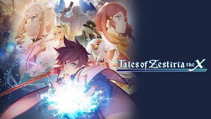 Tales of Zestiria X Ending 2 Creditless - Flow - Innosense - YouTube