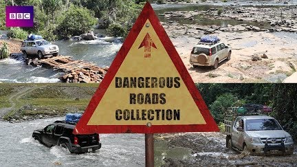 10 Most Dangerous Roads in the World - YouTube