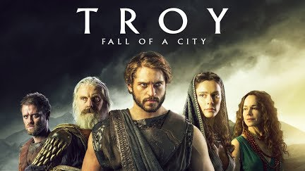 Troy: Fall Of A City   Official Trailer [HD]   Netflix - YouTube