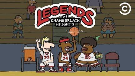 legends of chamberlain heights porn