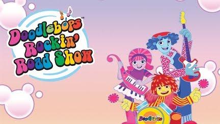 Doodlebops Rockin Road Show 105 - Deedee's Doodle//Bus Driver Bob