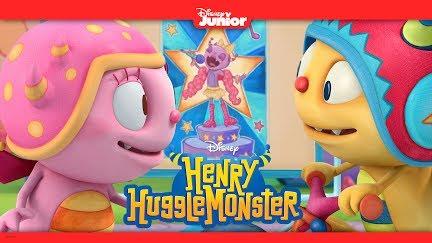 Henry hugglemonster rock out song disney junior uk youtube henry hugglemonster get season 4 on youtube m4hsunfo