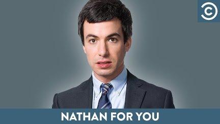 Nathan For You - Dumb Starbucks - Hiring Staff - YouTube