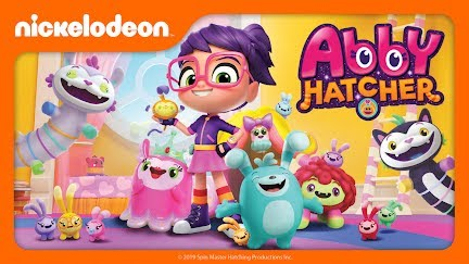 Meet Nick Jr 's Newest Superhero: Abby Hatcher | Sneak Peek