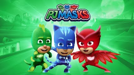 Pj Masks Pyjamahelden Titelsong Disney Junior Youtube
