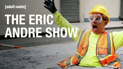 Eric Near the DNC | The Eric Andre Show | Adult Swim - YouTube