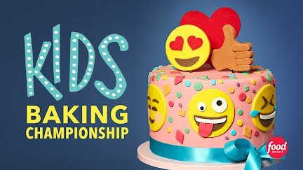 Kids Baking Championship S2 Food Network Asia Youtube