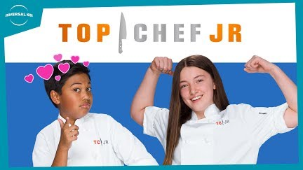 Top Chef Jr: All Access COOKING SCHOOL, BAKING