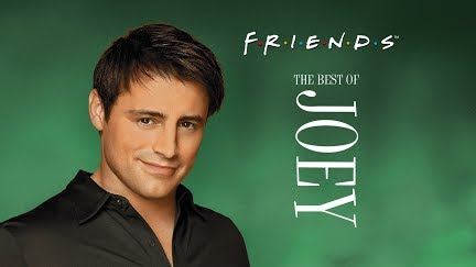 Top 10 Funniest Joey Quotes on Friends - YouTube