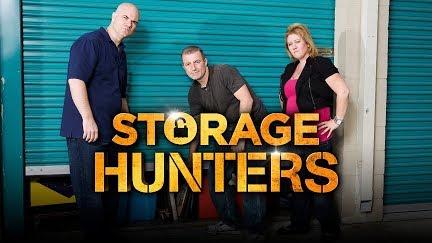 Storage hunters uk dating