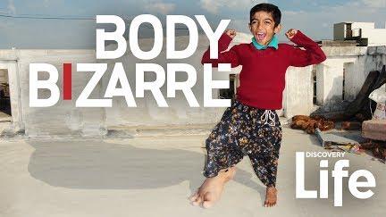 Upside Down Man Body Bizarre Episode 1 Youtube