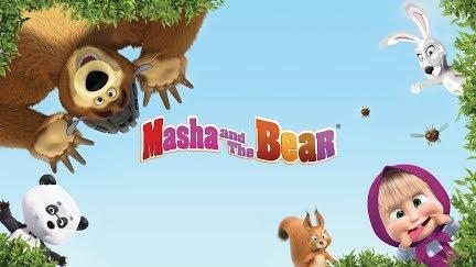 Masha E O Urso Abracadabra Episodio 25 Youtube