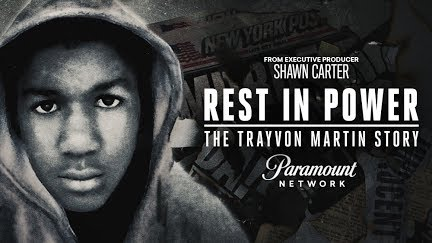 Rest In Power: The Trayvon Martin Story' Official Teaser