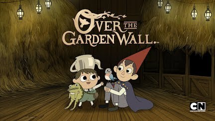Over The Garden Wall Tome Of The Unknown Cn Mini Cartoon