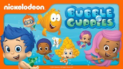Bubble Guppies Chase Scene Youtube
