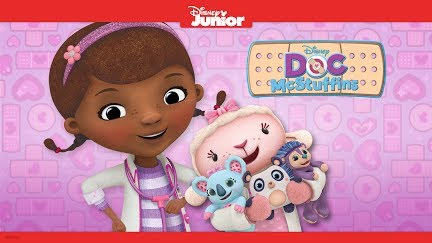 Doc Mcstuffins Upholstered Chair Uk Cover Hire Online Be Brave Song Disney Junior Youtube Get Season 11 On
