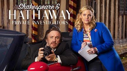 10 британских головоломок: детективы Шекспир и Хэтэуэй