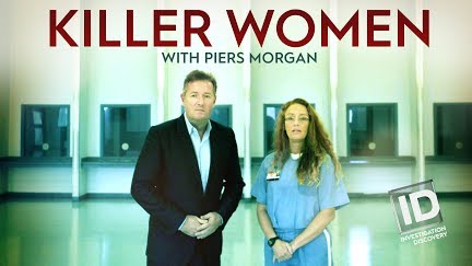 Killer Women With Piers Morgan S01e01 Erin Caffey Hd Youtube Harrowing stories of tragedy and triumph are brought to life through official reports, transcripts and interviews with the pilots, air. killer women with piers morgan s01e01
