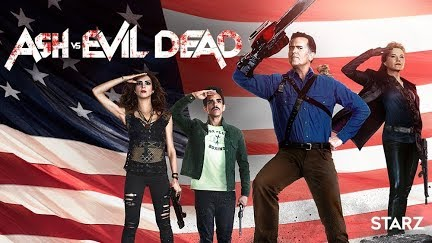 Ash vs Evil Dead | Official Tr...