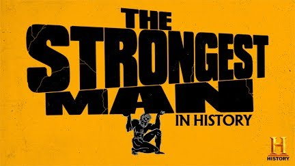 The Strongest Man in History: Carousel Lift Challenge