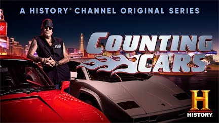 The count counting cars