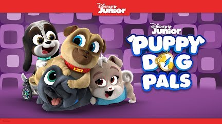 Theme Song Puppy Dog Pals Disney Junior Youtube