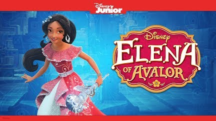Sofia The First Elena Of Avalor Elena And The Secret Of Avalor
