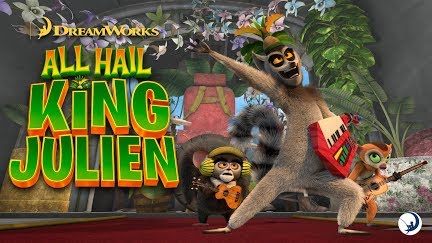 The Mort Identity All Hail King Julien Exiled Youtube