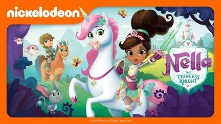 1e59e1b05 Nella the Princess Knight Official Teaser Trailer