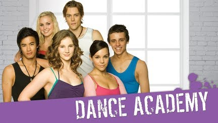 Dance Academy Season 2 Episode 1 - In the Middle, Somewhat