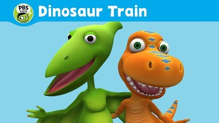 Dinosaur Train Trailer - YouTube