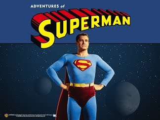 adventures of superman 1952 1958 opening and closing theme with
