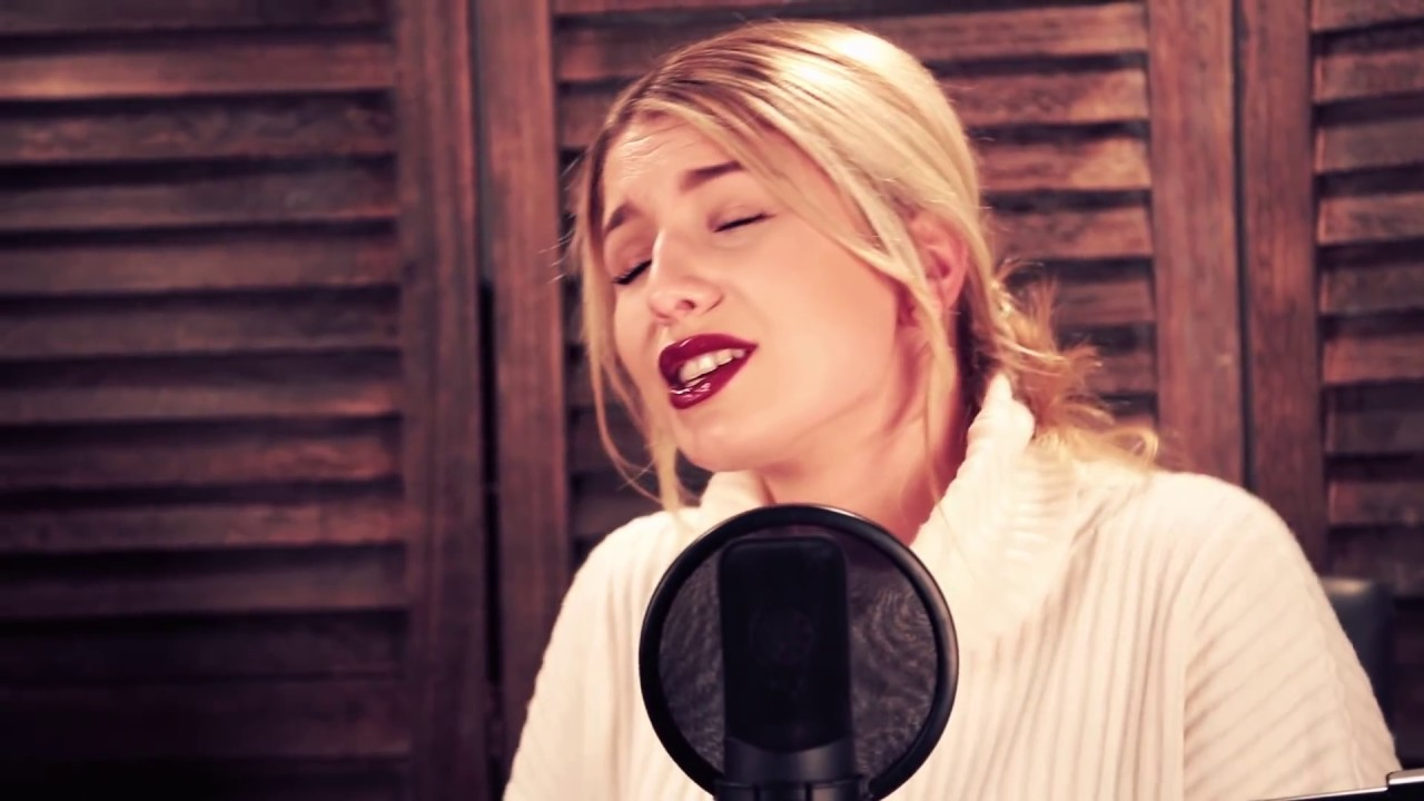 I Dont Wanna Live Forever Zayn Taylor Swift Nicole Cross Official Cover Video
