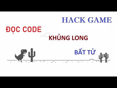 cách hack trang web nhà trường sửa điểm - HƯỚNG DẪN, GIẢI THÍCH HACK GAME KHỦNG LONG (DINOSAUR)
