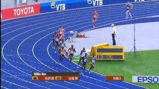 Berlin Aug 23,2009 Kenenisa Bekele runs away with the Gold! ቀነኒሳ የኛ አንበሳ.