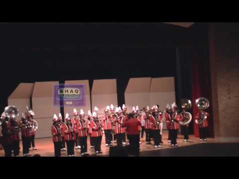 Southfield- Lathrup Marching Band play