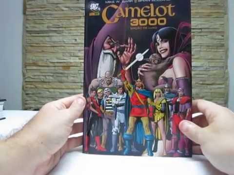 Banca do Seu Chico Review #006 - Camelot  3000 (Edição Panini)