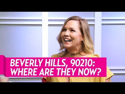 Beverly Hills, 90210 Where Are They Now with Jennie Garth