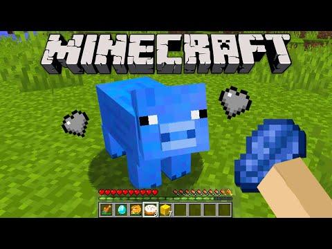 Самое обычное видео Minecraft!
