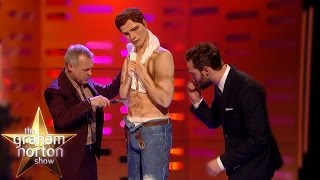 Jamie Dornan Eats His Own Abs - The Graham Norton Show