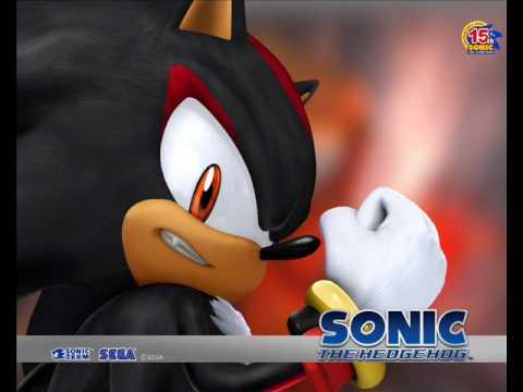 Shadow the hedgehog theme song all hail shadow crush 40 - Sonic et shadow ...